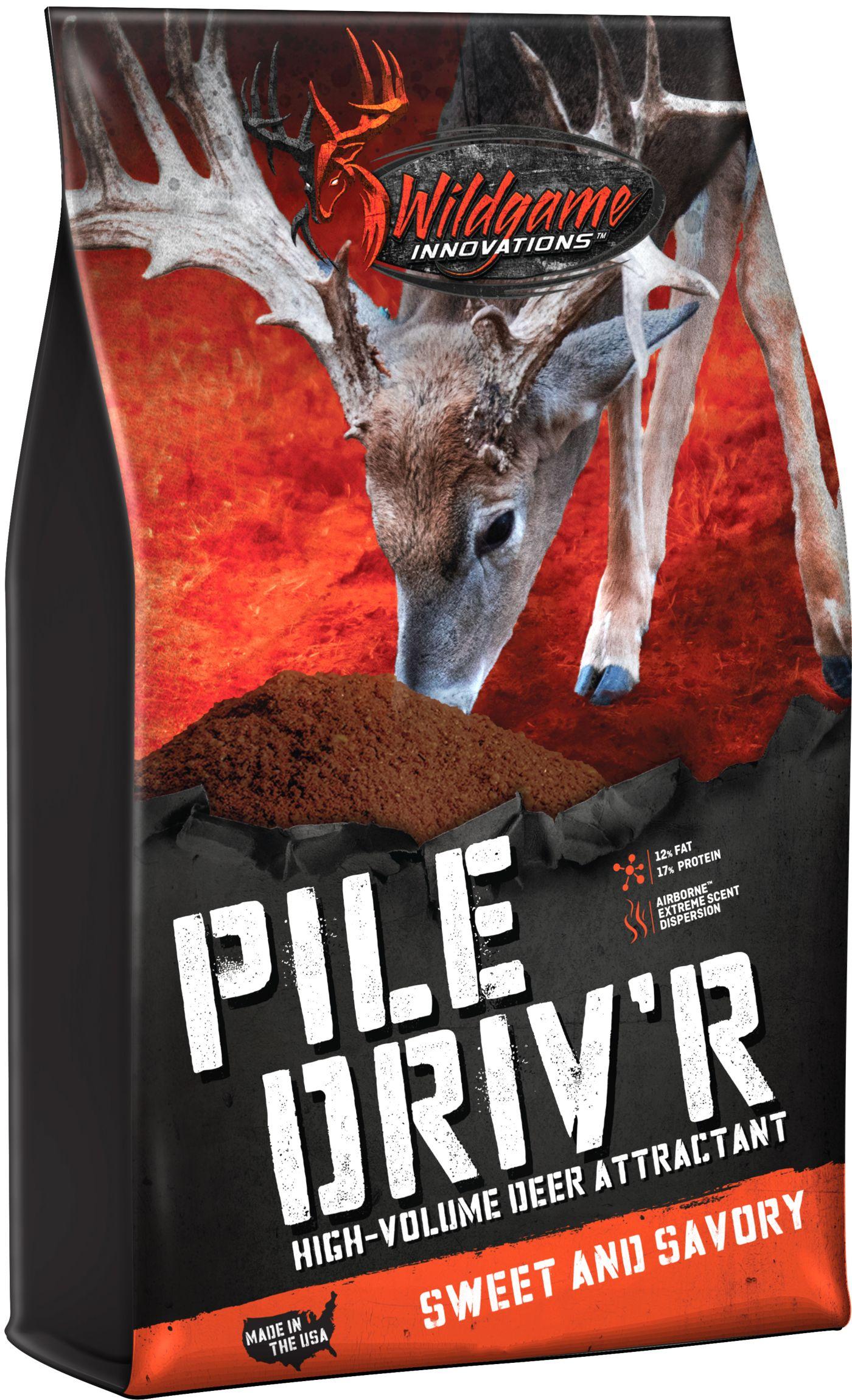 Wildgame Innovations Pile Driv'R High Volume Deer Attractant