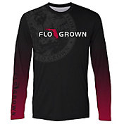 Flogrown Men's Big Seal Performance Long Sleeve T-Shirt
