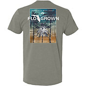 FloGrown Men's Faded Palms T-Shirt