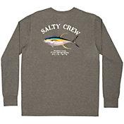 Salty Crew Men's Ahi Mount Tech Long Sleeve T-Shirt