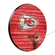 Victory Kansas City Chiefs Hook & Ring Toss Game