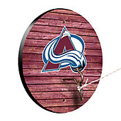 Victory Colorado Avalanche Hook & Ring Toss Game