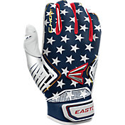 Easton Ghost Stars & Stripes Fastpitch Batting Gloves 2021
