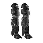 EvoShield Women's Fastpitch Pro-SRZ Catcher's Leg Guard System