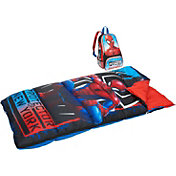 Exxel Outdoors Kids' Spider-Man Two Piece Camping Kit