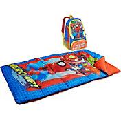 Exxel Outdoors Kids' Superhero Two Piece Camping Kit