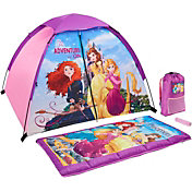 Exxel Outdoors Kids' Princess Four Piece Camping Kit