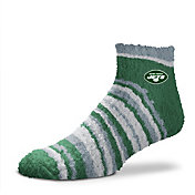 For Bare Feet Kansas Jayhawks Cozy Socks