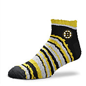 For Bare Feet Boston Bruins Cozy Socks