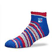 For Bare Feet New York Rangers Cozy Socks