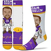 For Bare Feet Youth Minnesota Vikings Adam Thielen Socks