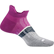 Feetures Decoded 2.0 Max Cushion No Show Tab Socks