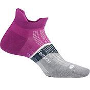 Feetures Decoded 2.0 Max Cushion No Show Tab Socks