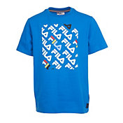 FILA Boys' Camden Graphic T-Shirt