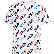 FILA Boys' Rico All Over Print T-Shirt