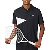 FILA Men's Break Point Polo
