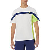Fila Men's PLR Crew Neck Tennis Shirt