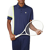 Fila Men's PLR Tennis Polo