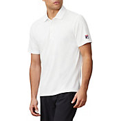 FILA Men's Essential Pique Tennis Polo