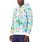 FILA Men's Tie Breaker Tie Dye Pullover Tennis Hoodie
