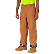 FILA Adult Flannel Lined Carpenter Pants