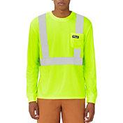 FILA Adult High Visibility Long Sleeve Pocket Shirt