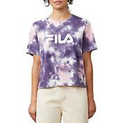 FILA Women's Hannah Tie Dye Tee Shirt
