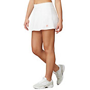 FILA Women's Mad for Plaid Flare Skort