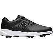 FootJoy Men's eComfort Cleated Plain Toe Hybrid Golf Shoes