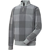 FootJoy Men's Fleece ¼ Zip Golf Pullover