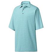 FootJoy Men's Lisle Feeder Stripe Self Collar Golf Polo