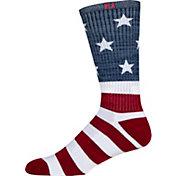 Footjoy Men's ProDry Patriotic Crew Golf Socks