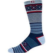 FootJoy Men's ProDry Fashion Argyle Crew Golf Socks