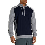 FootJoy Men's Tech ½ Zip Golf Sweater