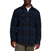 Field & Stream Men's Fleece Lined Shirt Jacket (Regular and Big & Tall)
