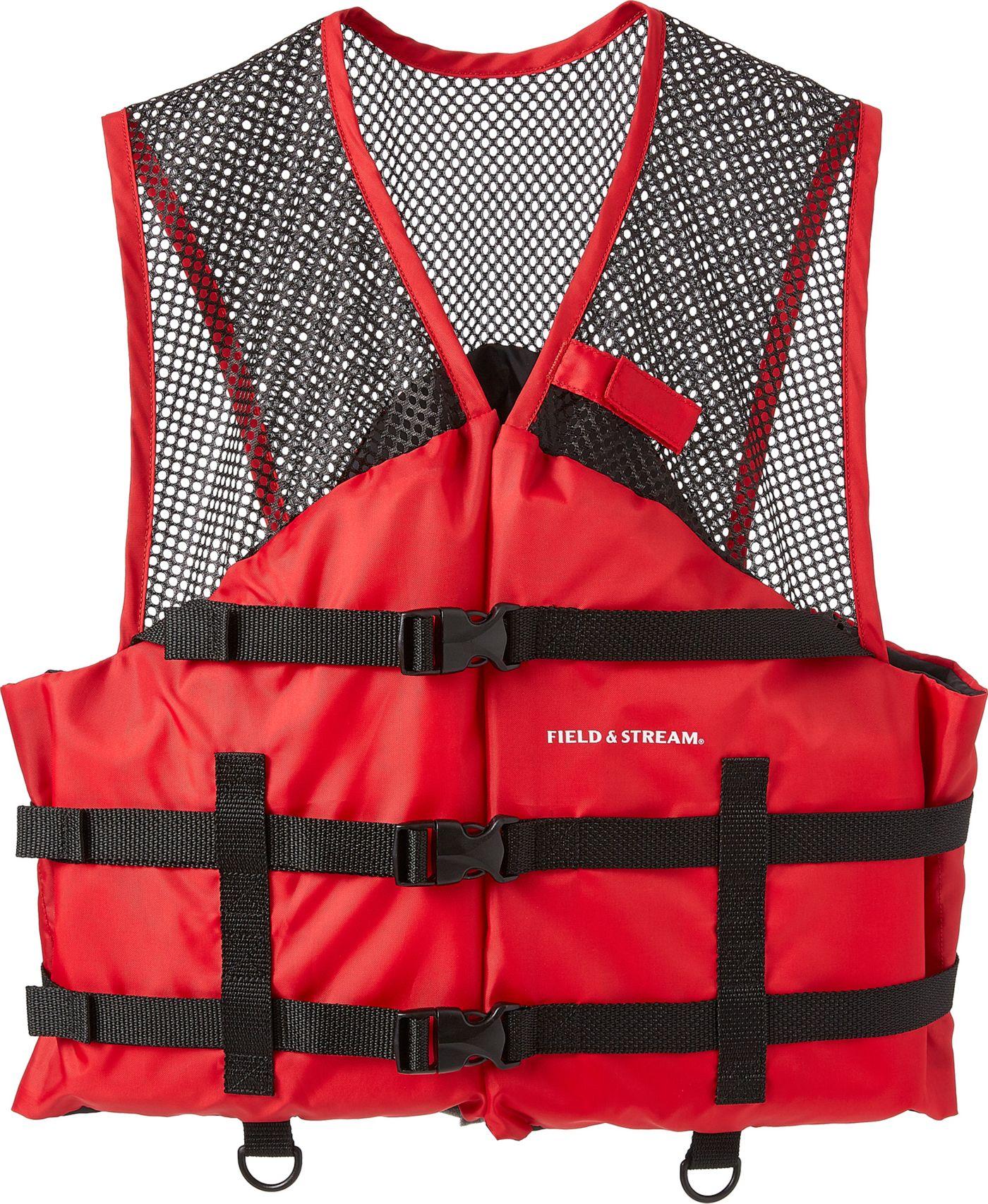 Field & Stream Adult Basic Mesh Life Vest