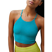 FP Movement by Free People Women's Cropped Run Tank Top