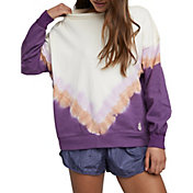 FP Movement by Free People Women's Ombre Metti Crew Top