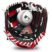 Franklin Youth Arizona Diamondbacks Teeball Glove and Ball Set