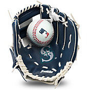 Franklin Youth Seattle Mariners Teeball Glove and Ball Set