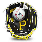 Franklin Youth Pittsburgh Pirates Teeball Glove and Ball Set