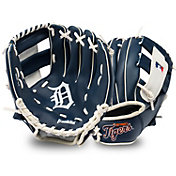 Franklin Youth Detroit Tigers Teeball Glove and Ball Set