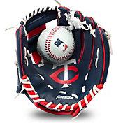 Franklin Youth Minnesota Twins Teeball Glove and Ball Set