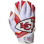Franklin Youth Kansas City Chiefs Receiver Gloves