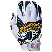 Franklin Youth Jacksonville Jaguars Receiver Gloves
