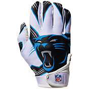 Franklin Youth Carolina Panthers Receiver Gloves