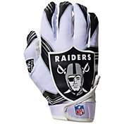 Franklin Youth Oakland Raiders Receiver Gloves