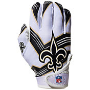 Franklin Youth New Orleans Saints Receiver Gloves