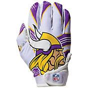 Franklin Youth Minnesota Vikings Receiver Gloves