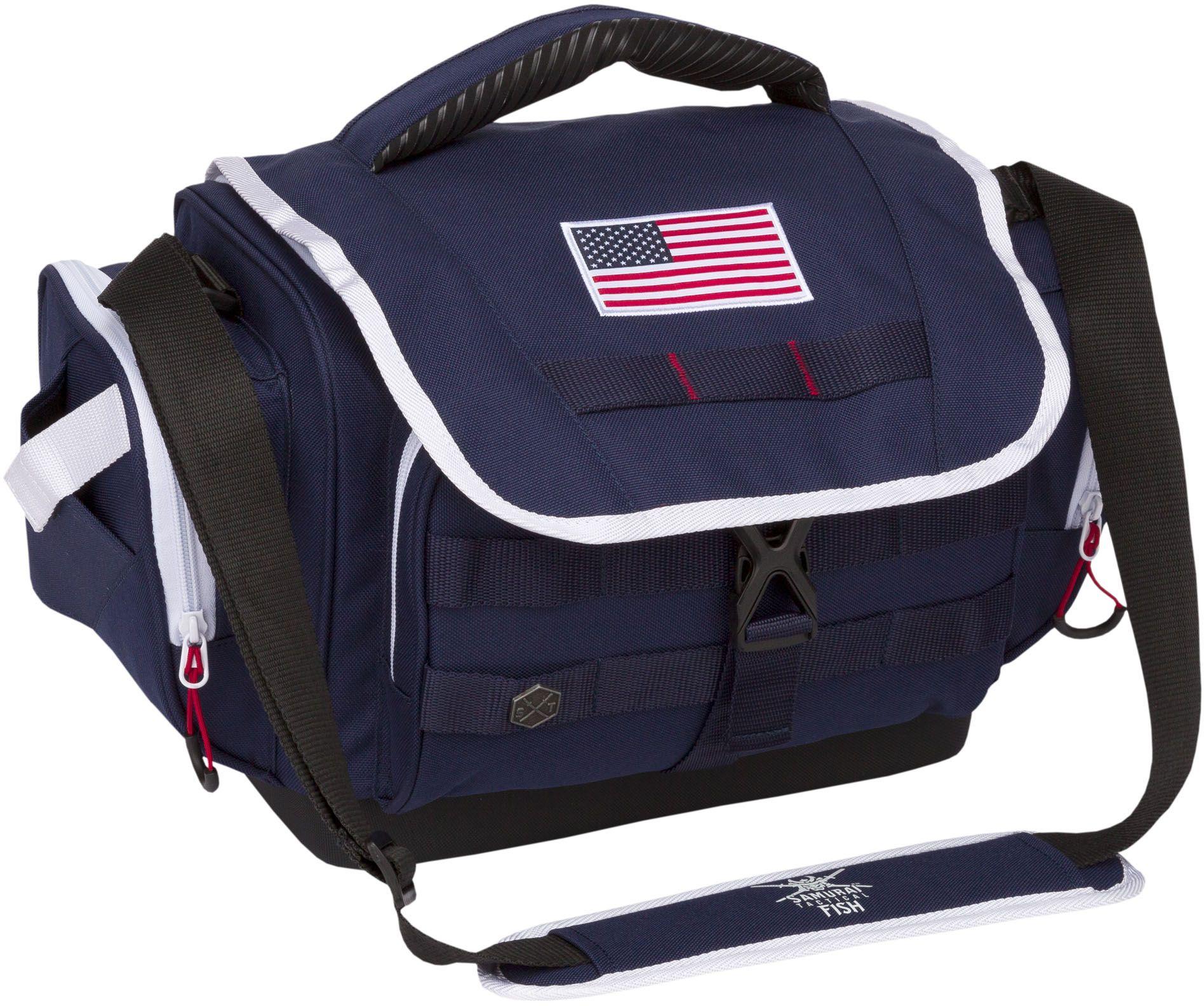 Samurai Tactical Ikari Medium Tackle Bag, Size: One size